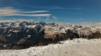 montagna trekking e natura