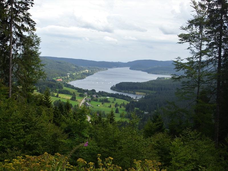 Titisee-Feldsee-Schluchsee - Schluchsee.jpg