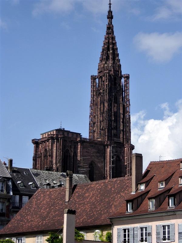 Strasburgo la cattedrale