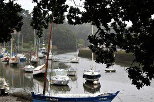 Pont-Aven - Pont-Aven-il-porto.jpg