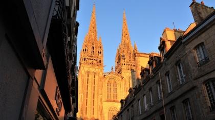 Quimper - Quimper-torri-della-cattedrale.jpg