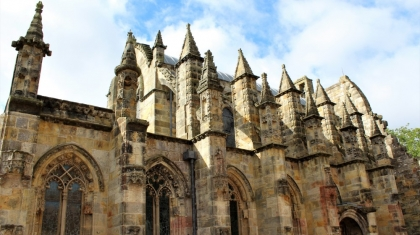 Rosslyn-Chapel - Rosslyn-Chappel